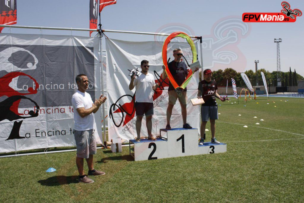 Podium World Cup Sevilla 2018